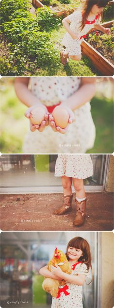 love little girls in cowgirl boots & sundresses!