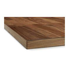 "KARLBY Countertop - 98x1 1/2 "" - IKEA- the countertop I want"