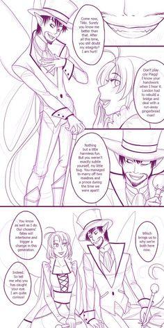 ML Cinderella AU-3 by Piku-chan