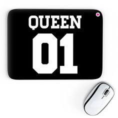 Buy Queen Mouse Pads Online   PrintOctopus