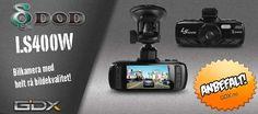 Heftig bilkamera med helt rå bildekvalitet. Sjekk det ut! #gdx #bilkamera #dashcam #dod