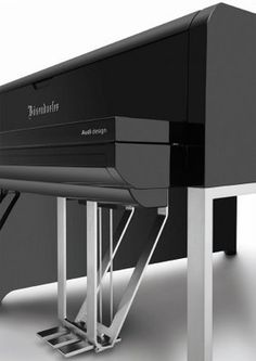 Audi and Bosendorfer Concert Grand