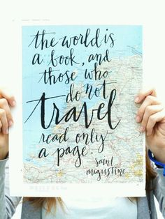 I cant wait to travel : Aruba, Spain, France, Italy, Mexico, here I come!