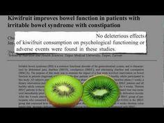 Kiwifruit for Irritable Bowel Syndrome