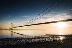 The Humber Bridge: