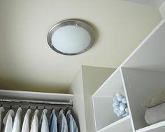 LED Closet Light Fixtures | Light Fixtures | Pinterest | Lights, Light  Fixtures And LED