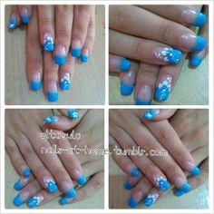 fun nail ideas! #nail #polish #manicure spoonful.com/...