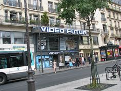 My old video store @ Place de Clichy