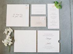 """A Romantic Miami Wedding with a """"Garden by the Sea"""" Theme"""