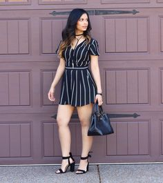 """149 Likes, 27 Comments - Rupali Patel (@flikiss) on Instagram: """"Suns out, rompers out!! My go to romper for this spring/summer! Tap for details!!!"""""""