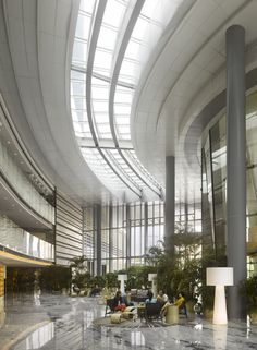 IFC Guangzhou Architects: Wilkinson Eyre Architects Location: Guangzhou, China Structural Engineers: Arup Hotel Operator: Four Seasons Hotel Fit Out Designer: Hirsch Bedner Associates Area: 448.371 sqm Year: 2010