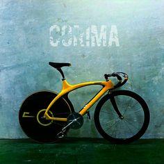 Corima Cougar #bike #bikeporn #bicycle #velo #cycle #cycling #fixie #fixed #fixedgear #pista #pursuitbike #track #trackbike #lopro #funnybike #keirin #singlespeed #競輪 #固定ギア #corima #corimacougar #racing