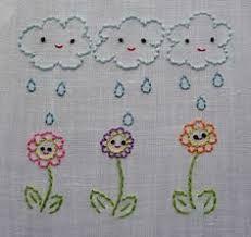 Wonderful Ribbon Embroidery Flowers by Hand Ideas. Enchanting Ribbon Embroidery Flowers by Hand Ideas. Creative Embroidery, Simple Embroidery, Crewel Embroidery, Silk Ribbon Embroidery, Hand Embroidery Patterns, Cross Stitch Embroidery, Zardosi Embroidery, Stitching Patterns, Hand Stitching