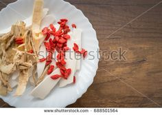 Astragalus, Codonopsis, Chinese Yam A and Goji Berry Chinese ingredients