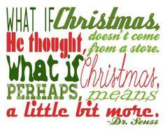 Seuss Christmas