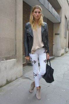 great pants/boots/leather jacket