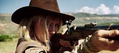 Clare Bowen as Martha McCurry in DEAD MAN'S BURDEN, a film by Jared ... More