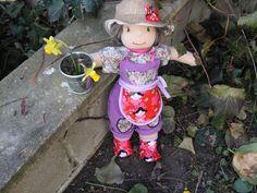 Dans le jardin !