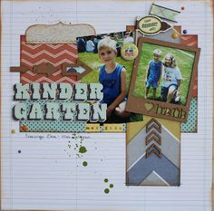 My Mind's Eye Cut & Paste Line for Frosted Designs Chipboard Challenge! Love the UmWow Studios Chipboard! frosted-designs.us