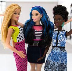 Barbie's head designer talks the Barbie makeover and dad bod Ken