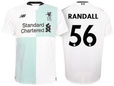 Liverpool Jersey connor randall Away 2017-18 Shirt Cheap Football Shirts 60bba0404