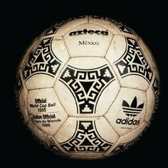 1986 Official soccer ball