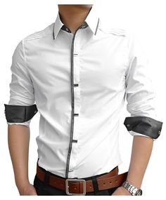 783cf0d602 106 Best Designer Shirts images in 2018 | Shirts, Casual shirts ...