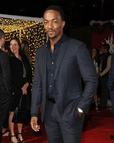 Pin for Later: Take a Moment to Marvel at Anthony Mackie's Most Swoon-Worthy Moments