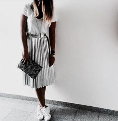 whites, with silver metallics.