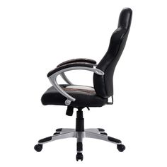 Modern PU Leather High Back Executive Office Desk Task Computer Chair Camo - Chairs - Furniture