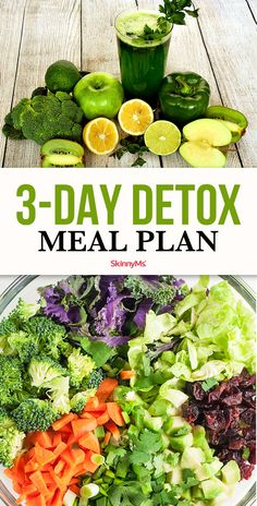 re tired of feeling bloated and sluggish this detox meal plan and shopping list may be&;re tired of feeling bloated and sluggish this detox meal plan and shopping list may be&; 3 Day Detox Cleanse, Detox Meal Plan, Liver Detox, Diet Meal Plans, Detox Meals, Juice Cleanse, 3 Day Smoothie Detox, Meal Prep, Detox Foods