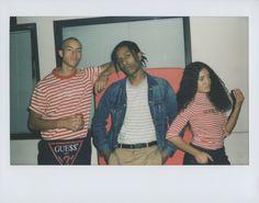 A$AP Rocky x #GUESSOriginals Collection / Drops Feb 16th on GUESS.com #ASAP4GUESS