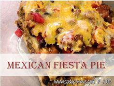 Mexican Fiesta Pie — Soda Pop Avenue