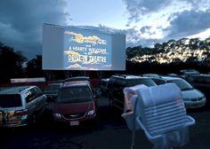 Drive In Movie Theater (Wellfleet, Cape Cod)  © Christopher Seufert Photography  http://www.CapeCodPhoto.net
