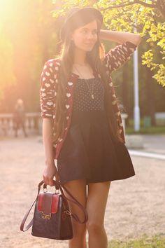 Help! I have nothing to wear! / Outfits, fashion, photos / stylizacje, moda
