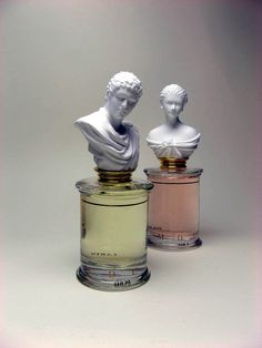 Parfums MDCI (Limoges flacon collection)