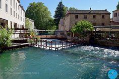 Fontaine-de-Vaucluse  (2) by Mamouette Architecture, City, Outdoor Decor, The Visitors, Arquitetura, Cities, Architecture Design