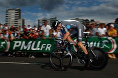 Bradley Wiggins Photo - Le Tour de France 2012 - Prologue