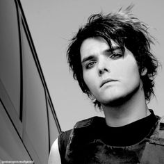 Gerard Way. This is who Maile would like to bring home to meet her parents.