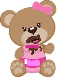 Pin de kitti varga em macik urso marrom, urso bear e urso fofo. 2 Clipart, Cute Clipart, Clipart Images, Urso Bear, Arts And Crafts, Paper Crafts, Baby Shawer, Bear Cartoon, Cute Bears