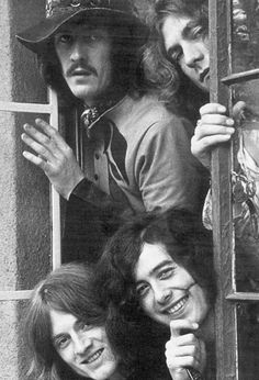 Led Zeppelin were an English rock band formed in London in 1968. The band consisted of guitarist Jimmy Page, singer Robert Plant, bassist and keyboardist John Paul Jones, and drummer John Bonham.