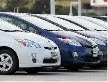 Toyota recalls Prius, Lexus cars to fix brakes