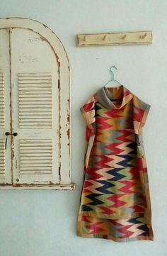 Batik/songket dress's idea