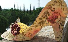 La Città di Carta: La scarpa di ceneren tola - Aschen puttel schuh
