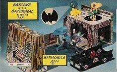 Best toys ever! Batman Mego Playset