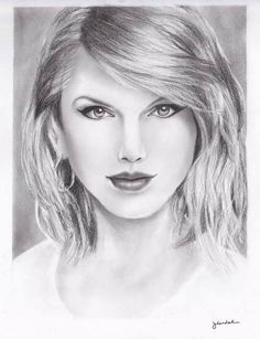 taylor swift drawing - Google Search