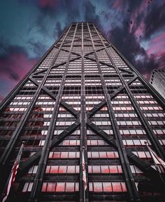 John Hancock Building, Chicago     |  IRPINO Construction: Residential & Commercial Construction in Chicago.  #Construction #Chicago  http://www.irpinoconstruction.com/