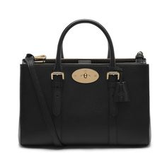 Bolso Mulberry Bayswater pequeño Tote