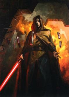 San'sii the Kursk by Lucas Graciano ((Looks like he's wielding multiple weapons, like Suniren...who I ripped that off of through Darth Kreiya))