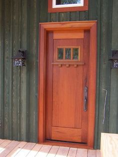 Entry Doors Visit Lake Home Arts Crafts One Full Panel W Three